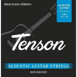 Akusztikus gitárhúr készlet