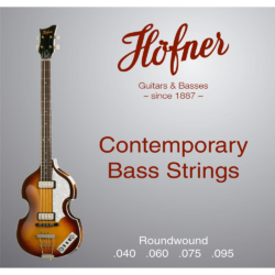 Basszusgitár húrkészlet Höffner 40 - 95