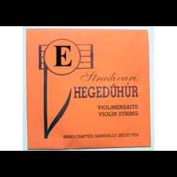 Hegedűhúr Stradivari E 1/8
