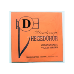 Hegedűhúr Stradivari D 3/4