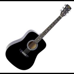 Akusztikus gitár Yosemite BK + tok