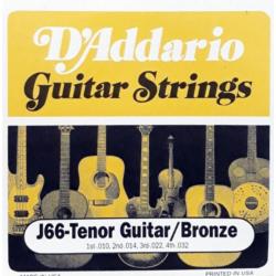 Tenor gitár húrkészlet D'addario J66