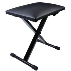 Szintetizátor szék, X állítható