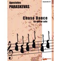 CHASE DANCE   FOR GUITAR SOLO