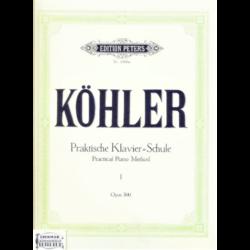 PRAKTISCHE KLAVIER SCHULE I.OP.300
