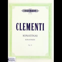 SONATINAS OP. 36 FOR PIANO