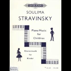 PIANO MUSIC FOR CHILDREN I.