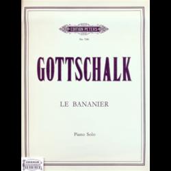 LE BANANIER  FOR PIANO SOLO