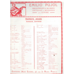 FUGUE E-MOLL Á 3 VOIX