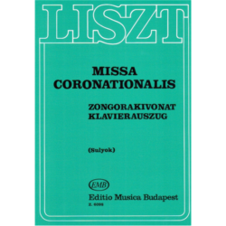 MISSA CORONATIONALIS. ZONGORAKIVONAT