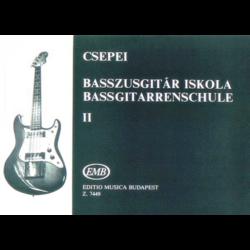 BASSZUSGITÁR ISKOLA II.