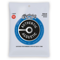 Akusztikus gitárhúr készlet Martin 12-54