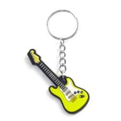 Kulcstartó Stratocaster elektromos gitár kivitelben