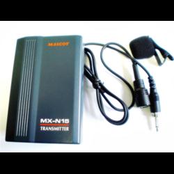 Mikrofon MXV15 csiptetős  MRS12-höz