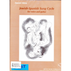 JEWISH-SPANISH SONG CYCLE FOR VOICEAND GUITAR