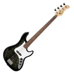 Cort el.basszusgitár, JJ, fekete