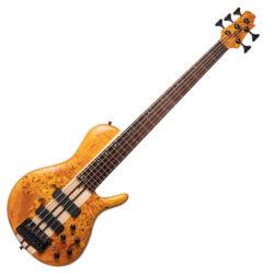 Cort el.basszusgitár, borostyán natúr