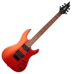Cort el.gitár, rozsdavörös