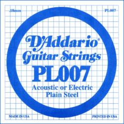 Elektromos gitárhúr PL007
