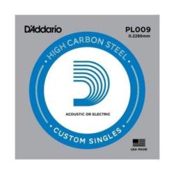 Elektromos gitárhúr D'Addario darab PL009