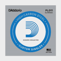 Eletromos gitárhúr D'addario darab PL011,5
