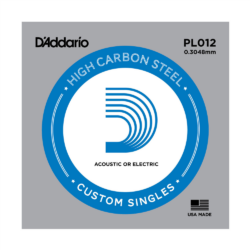 Elektromos gitárhúr D'Addario PL012