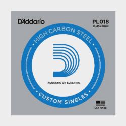 Elektromos gitárhúr D'Addario  PL018