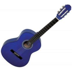 Klasszikus gitár 1/2 Gewa Basix kék