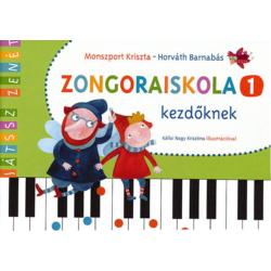 Horváth, Zongoraiskola kezdőknek 1.