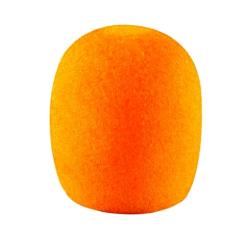 Mikrofon szélfogó szivacs sárga.