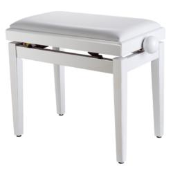 Zongorapad matt fehér