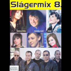 SLÁGERMIX 8.