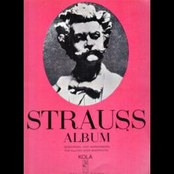 STRAUSS ALBUM (A)ZONGORÁRA VAGY HARMONIKÁRA