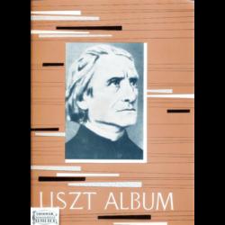 LISZT ALBUM  (A)