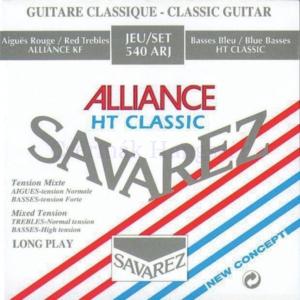 Klasszikus gitárhúr Savarez 540 ARJ készlet