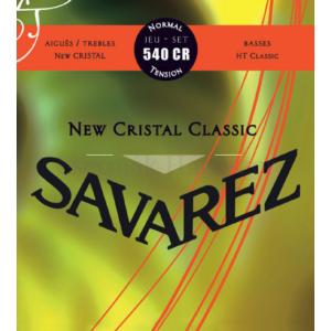 Klasszikus gitárhúrkészlet Savarez 540CR