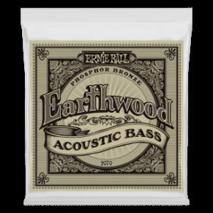 Akusztikus basszus húr E.B. earthwood  45-95