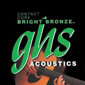 Akusztikus gitárhúr készlet  GHSCCBB 11-50