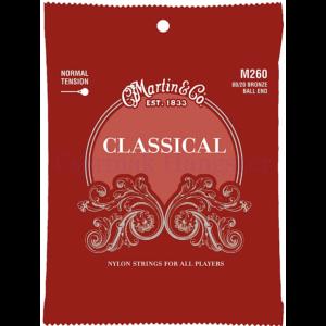 Klasszikus gitárhúrkészlet Martin 80-20 ball.