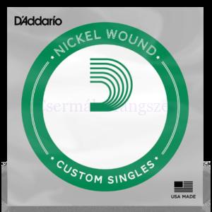Elektromos gitárhúr D'Addario darab nikkel NW54