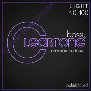Cleartone basszushúr Light - 40-100