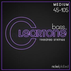 Cleartone basszushúr Medium - 45-105