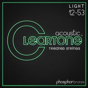 Cleartone ak.húr foszfor-bronz Light - 12-53