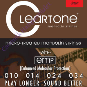 Cleartone mandolin húr Light - 10-34