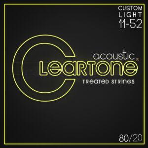 Cleartone ak.húr bronz Custom Light - 11-52