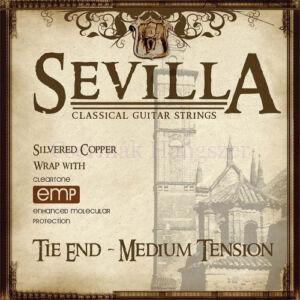 Cleartone klasszikus húr Sevilla, Medium Tension