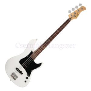 Cort el.basszusgitár, fehér