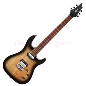 Cort el.gitár, nyers burst