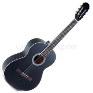 Klasszikus gitár Gewa fekete