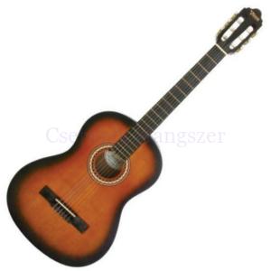 Klasszikus gitár Valencia 4/4 CSB